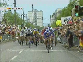 Tour de France 2005 in Karlsruhe